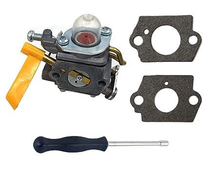 hooai nuevo w/herramienta de ajuste para carburador & Juntas para ...