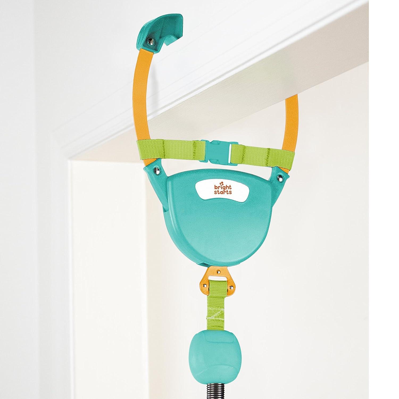 3e36df6c5171 Amazon.com   Bright Starts Pondside Pals Door Jumper   Baby