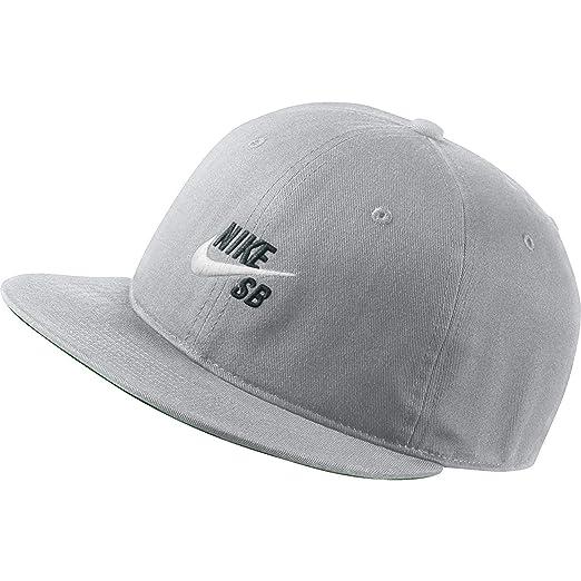 8f4563da88ac7 NIKE Mens U NK Pro Cap Vintage 850816-092 - VAST Grey Pine Green ...