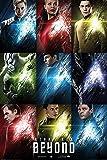 Star Trek Beyond Poster Charaktere (61cm x 91,5cm)