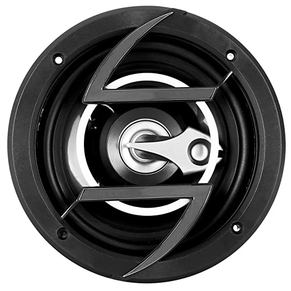 Auna Car Speaker Boxes 3 Way Technology Pair 16 5 Cm Amazon Co Uk