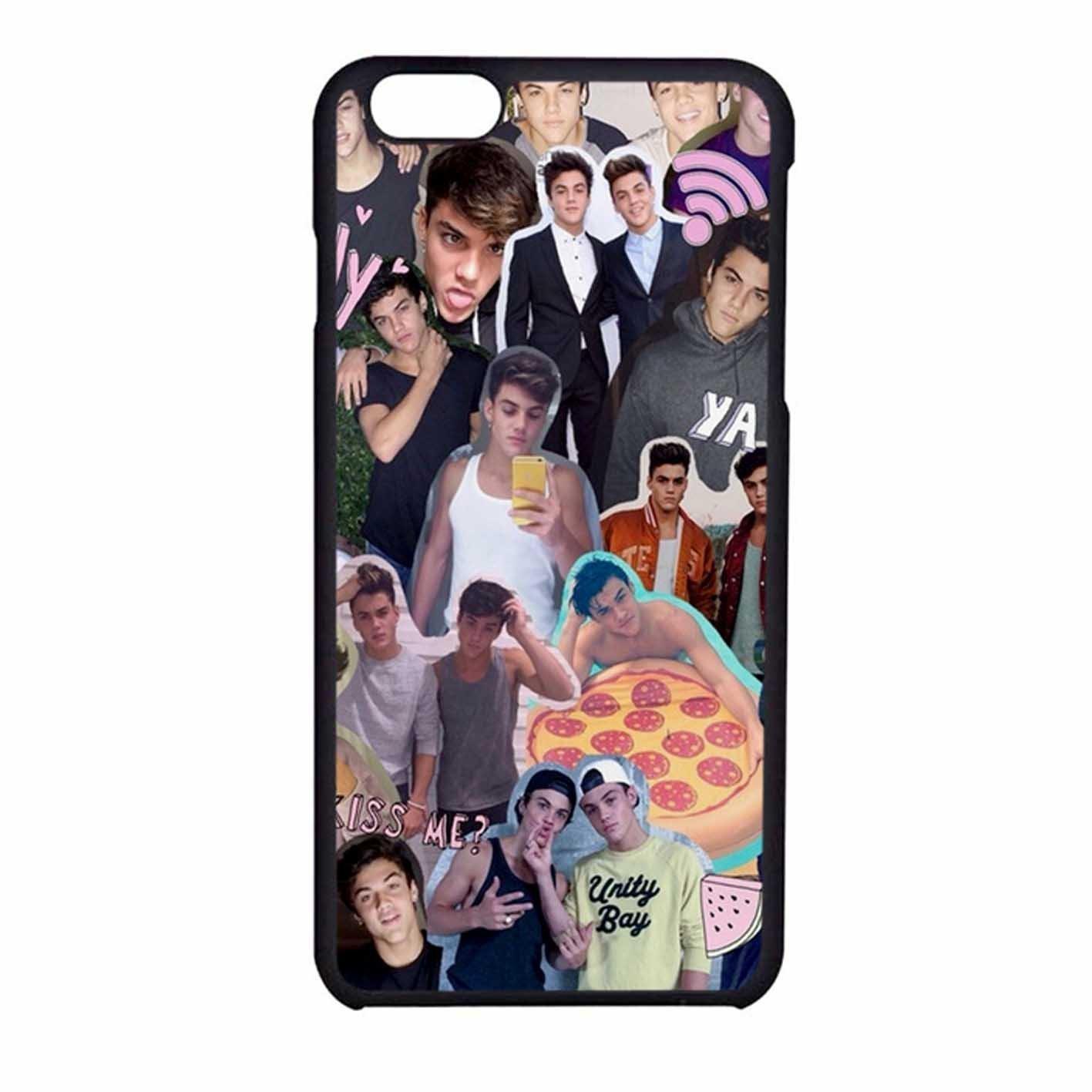 dolan twins iphone 8 case