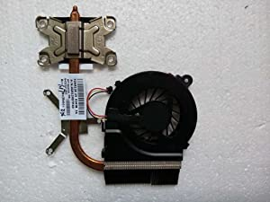 HK-part Replacement Fan For HP Pavilion G4 G6 G4-1000 G6-1000 G7-1000 Series Cpu Heatsink with Fan 643257-001