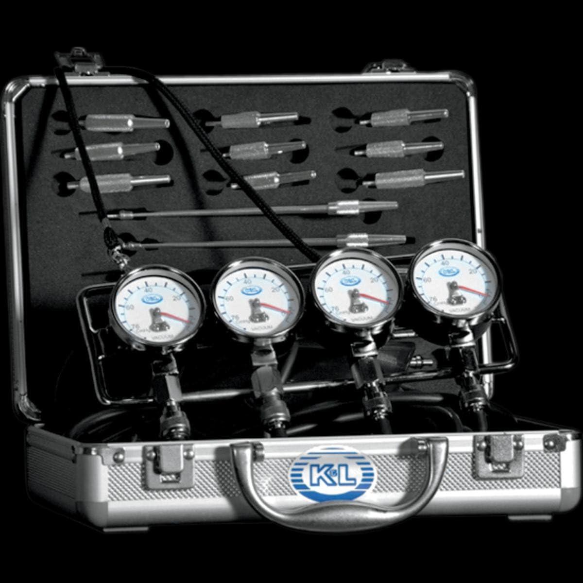 K&L 135-3019 Vacuum Guages