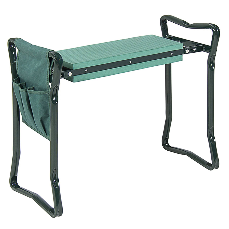 Garden Kneeler Seat Protects Lightweight Image 1