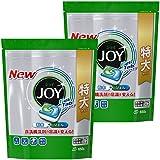 【まとめ買い】 ジョイ ジェルタブ 食洗機用洗剤 84P 1400g (42P 700g×2個)