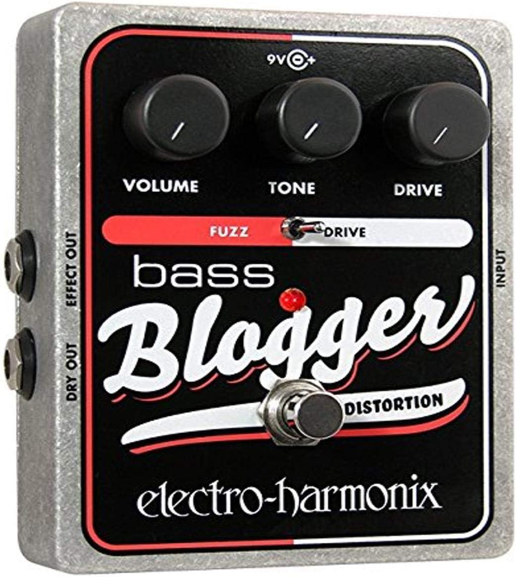 Electro-Harmonix Bass Blogger Distortion/Overdrive Pedal