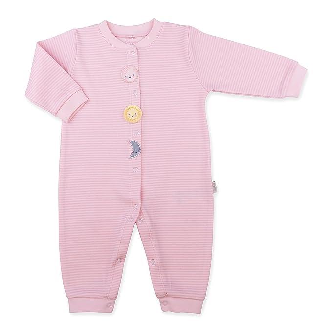 Pijamas para niños bebé recién nacido 100% Algodón orgánico - certificado GOTS - 50