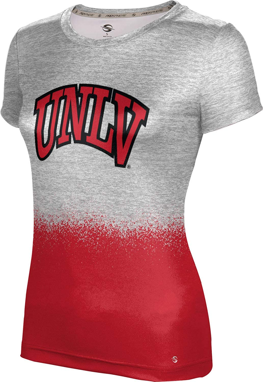Spray Over School Spirit Sweatshirt University of Nevada Las Vegas Girls Zipper Hoodie