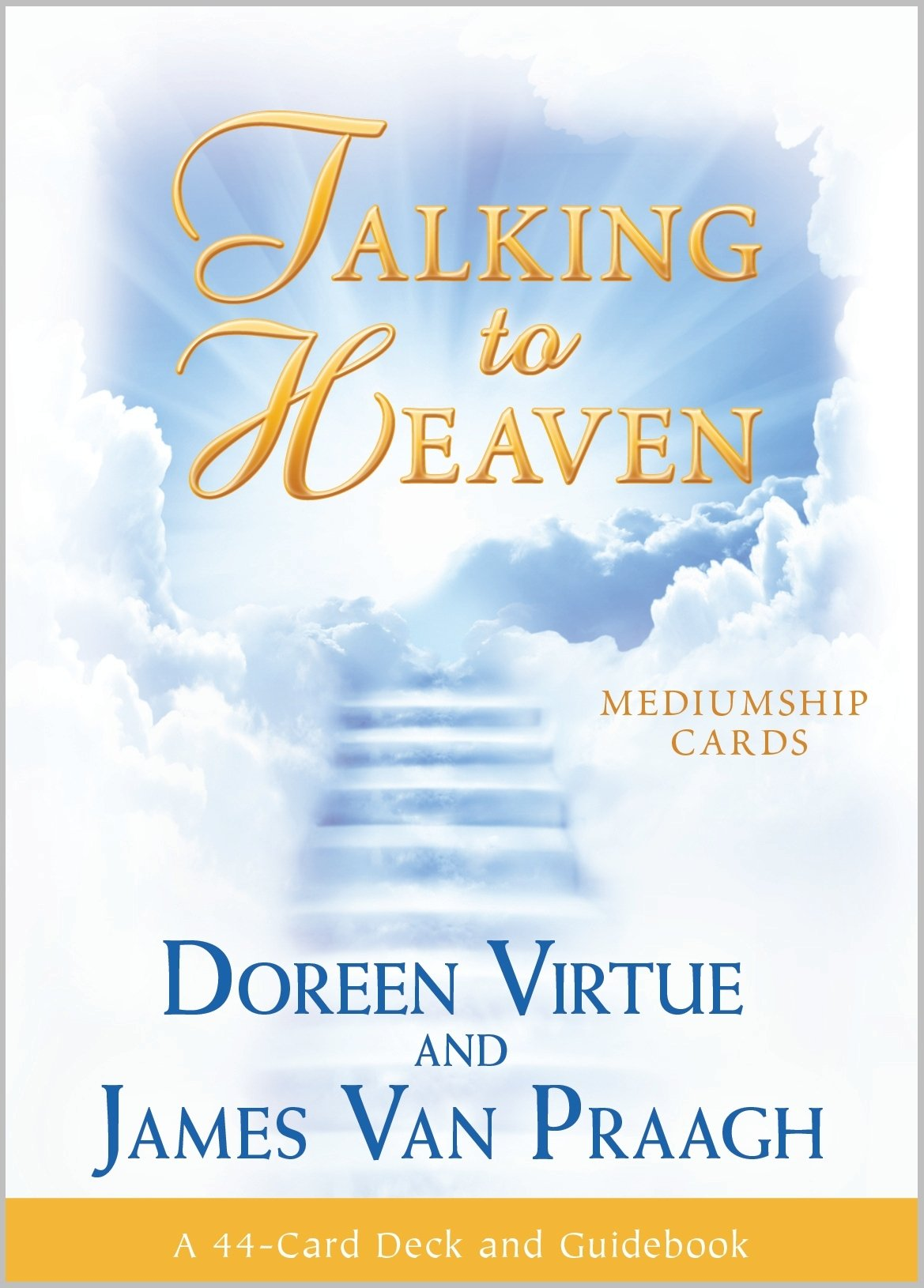 Read Online Talking to Heaven Mediumship Cards: A 44-Card Deck and Guidebook PDF