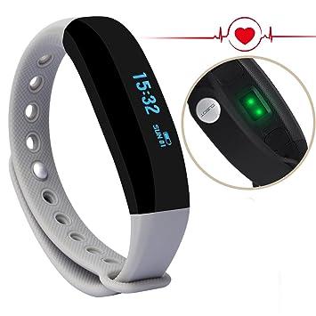CUBOT V3 Smart pulsera Bluetooth 4.0 impermeable pantalla táctil ...
