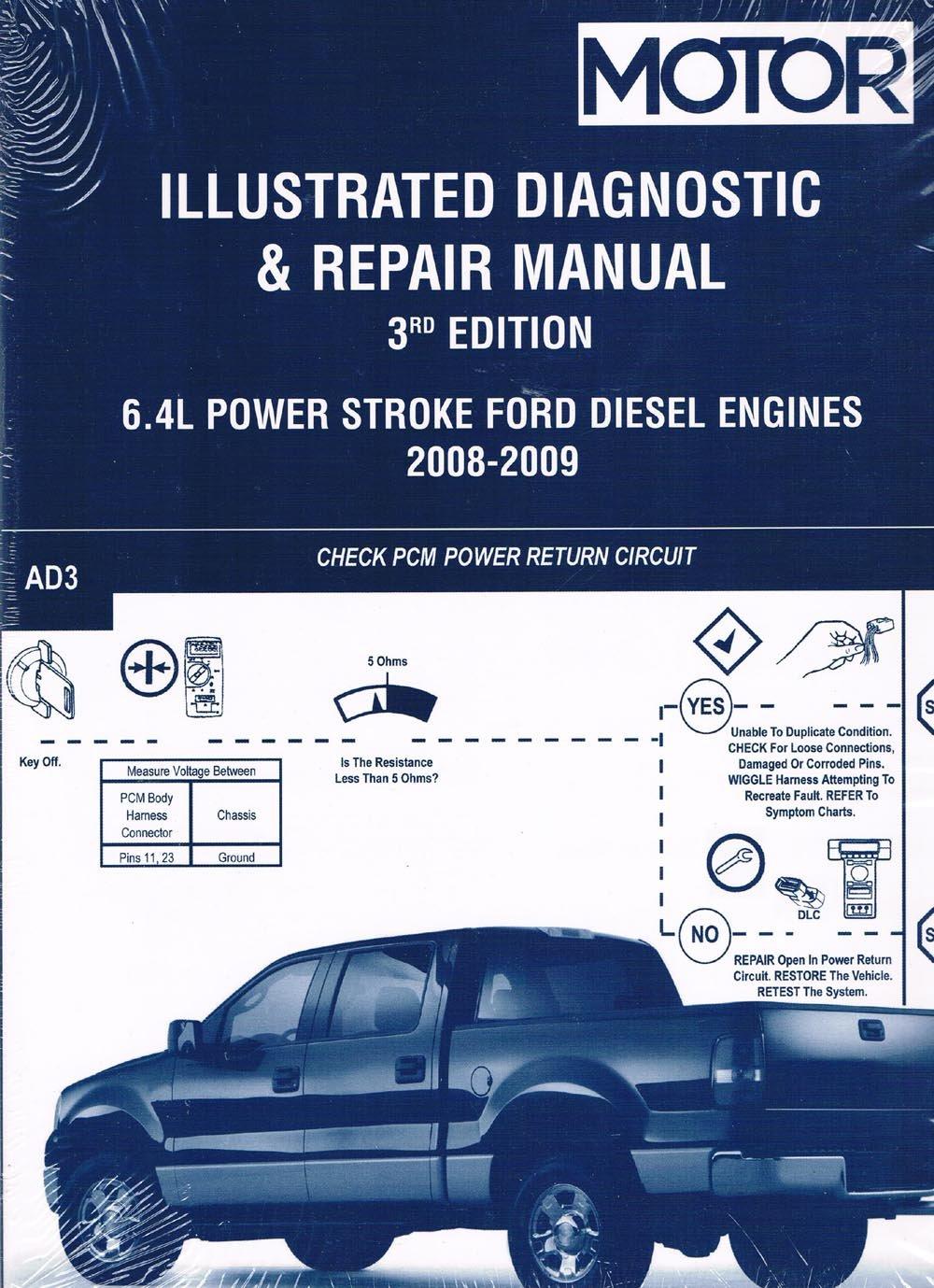 ford diesel engine manual