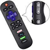 Replacement RC280 RC282 Remote for TCL Roku Smart LED TV with Buttons for Netflix, Sling, Hulu, and DirecTV Now