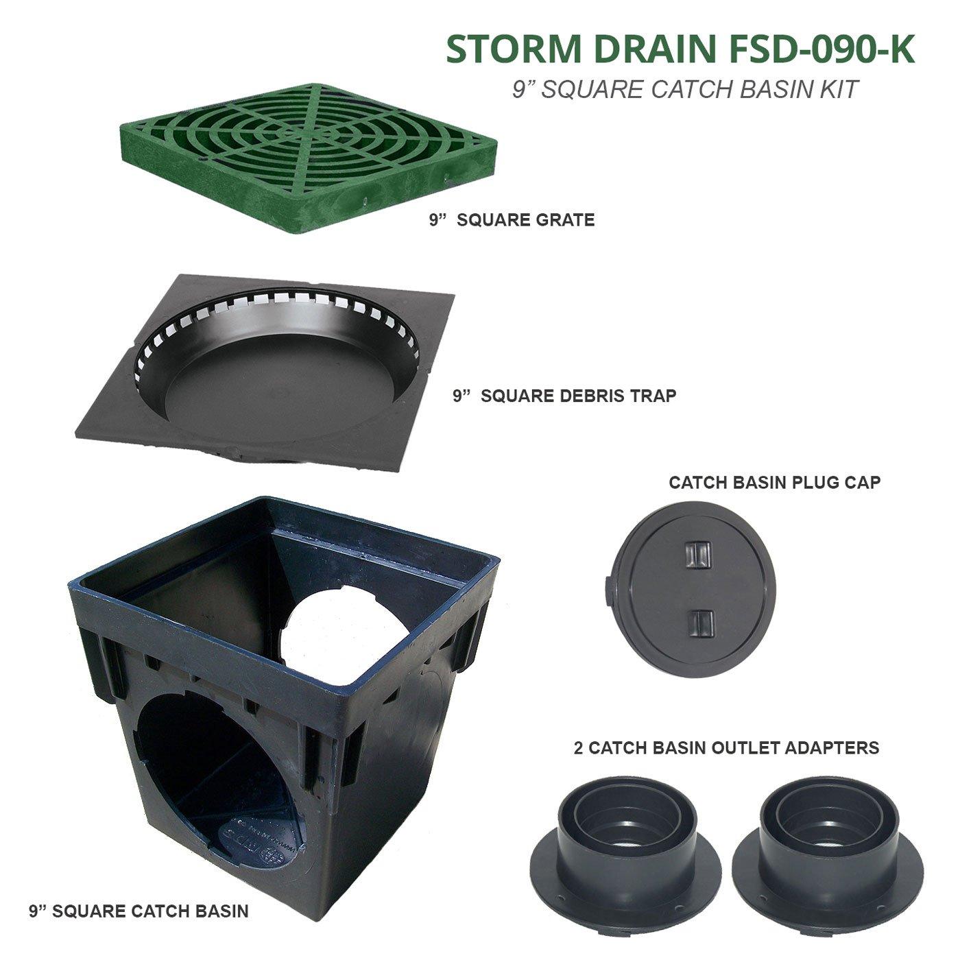 Storm Drain FSD-120-K 12