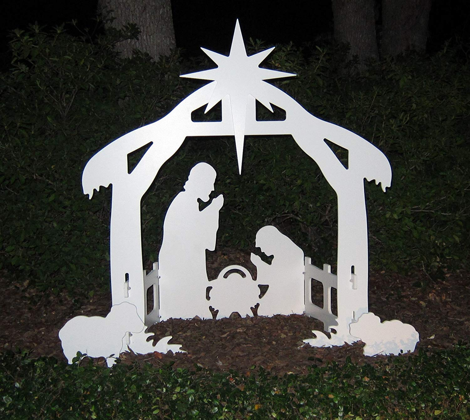 Nativity Outdoor Christmas Decorations.Best Rated In Outdoor Holiday Decorations Helpful Customer
