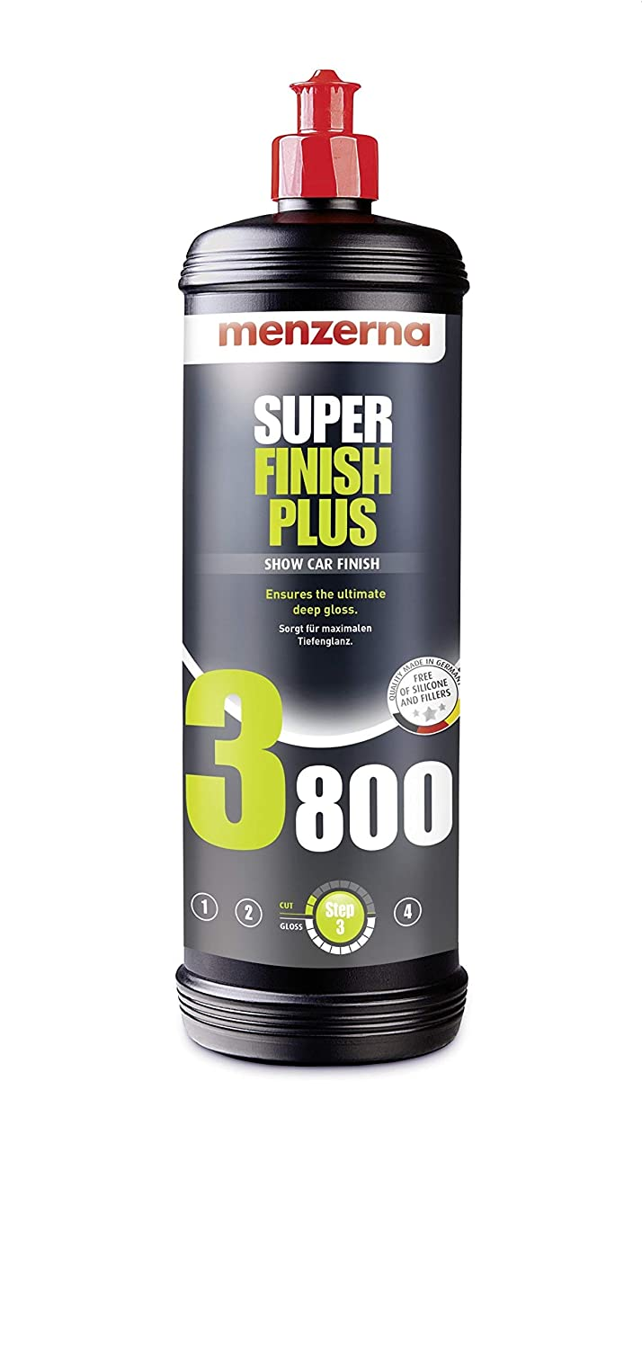Menzerna Super Finition Plus sfp3800  polonais 250  ML ~ SF4500  85rd