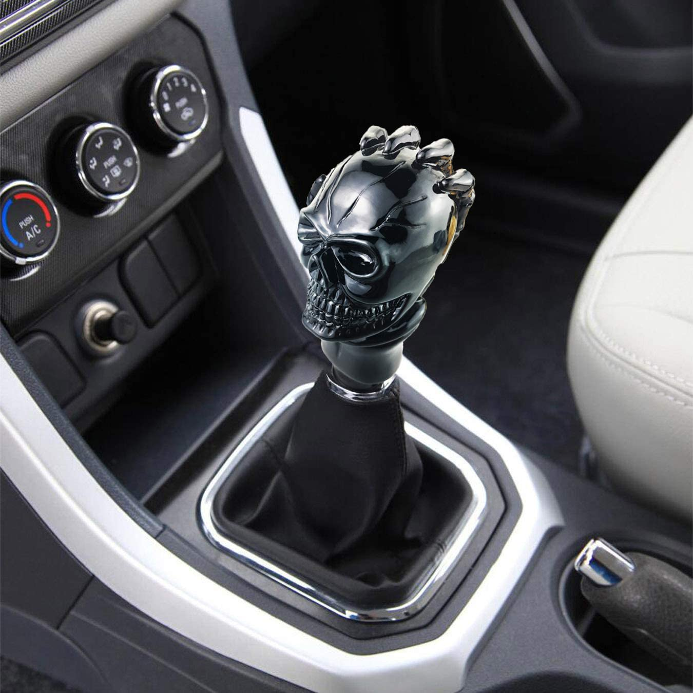 Red Mavota 3 Metal Alloy Car Universal Shifting Knobs Truck Stick Shifter Knob