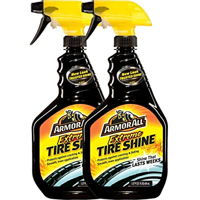 Armor All Extreme Tire Shine (22 oz.) - 2 Pack: Automotive