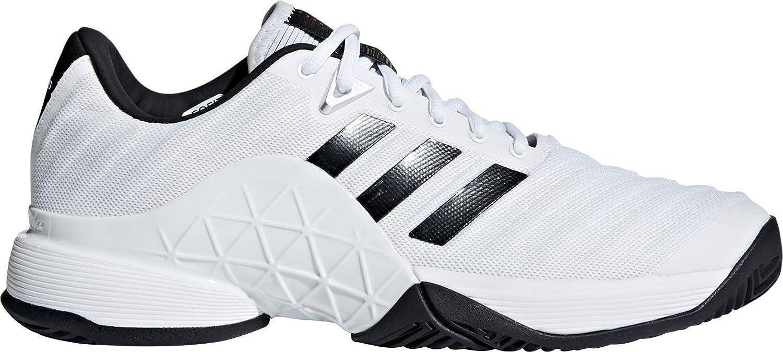 アディダス メンズ スニーカー adidas Men's Barricade 2018 Tennis Shoes [並行輸入品] B07CNH9F48