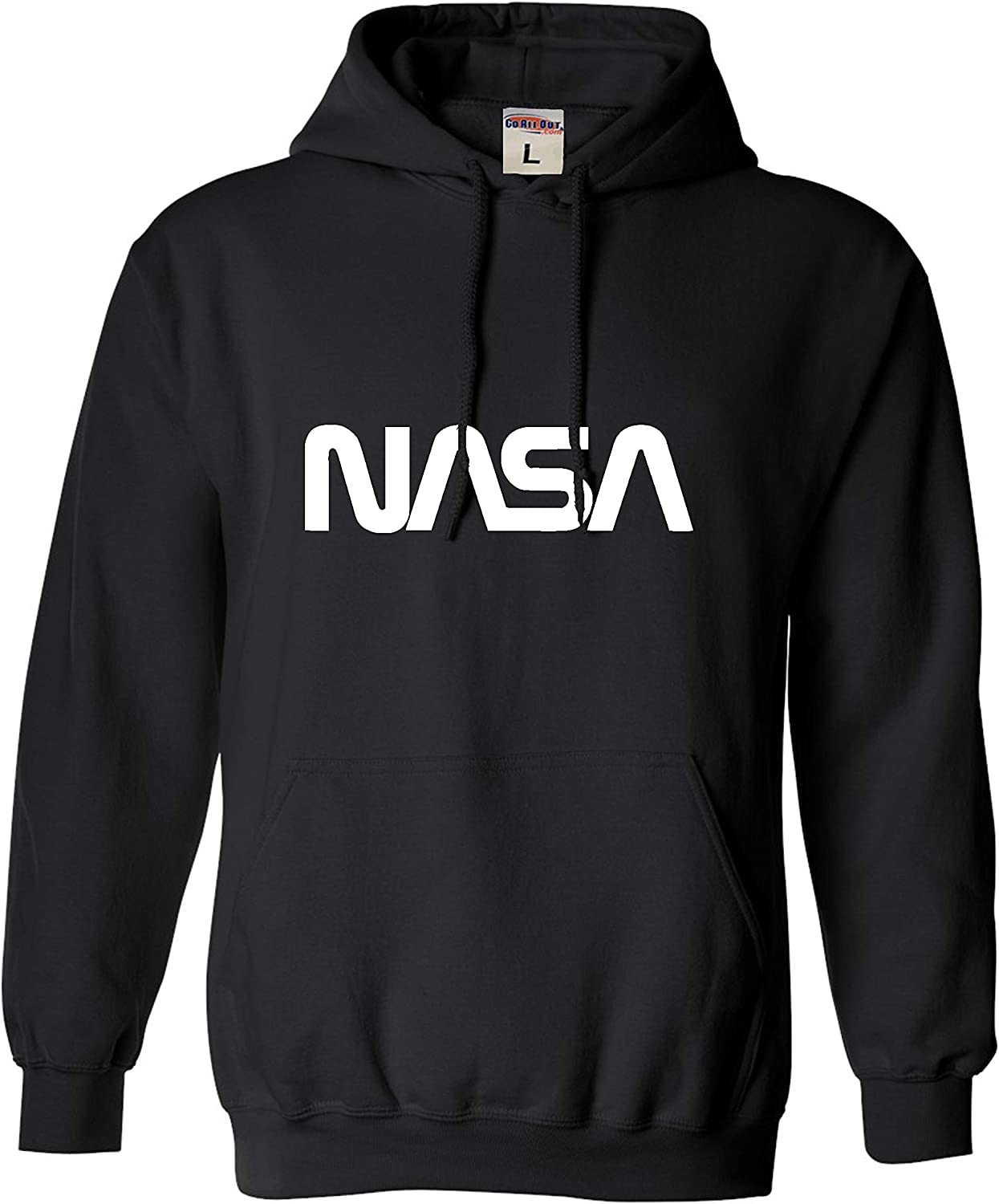 Go All Out Adult NASA Patch Embroidered Joggers