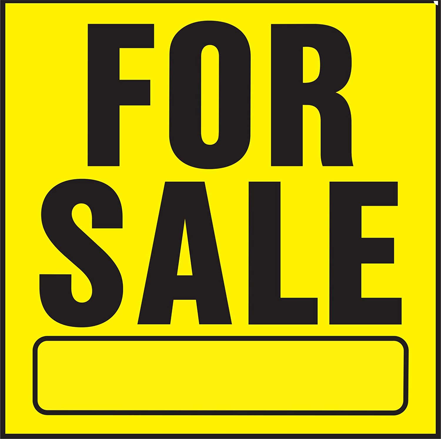 For Sale Sign [Set of 20]