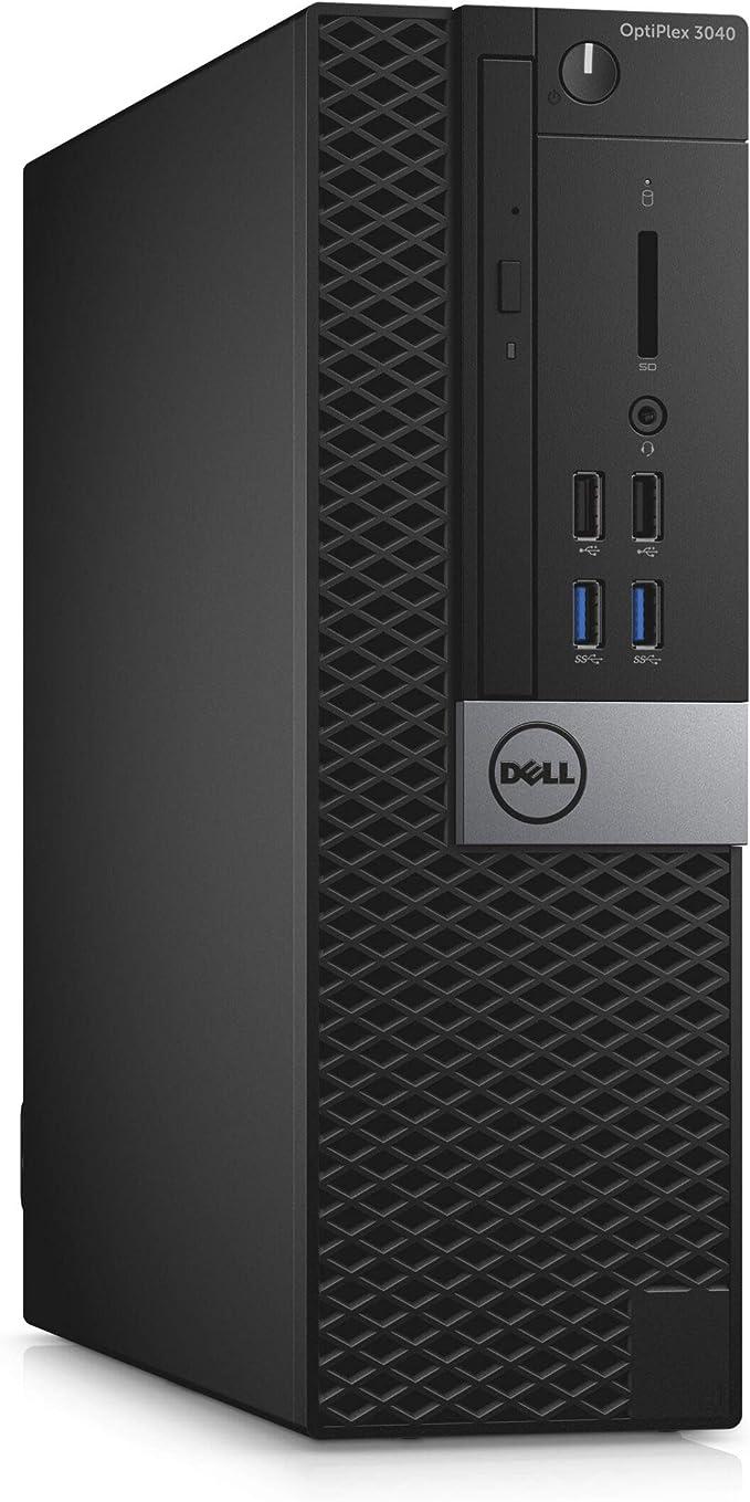 Dell OptiPlex Opti3040-2648SFF Small Desktop (Intel Core i5, 8GB RAM, 500GB HDD, Windows 7 Pro) | Amazon