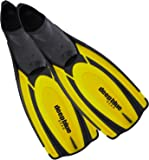 Deep Blue Gear Latitude 2 Fins for Diving, Snorkeling, and Swim