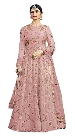 Women's Clothing Other Women's Clothing Designer Anarkali Salwar Kameez Indian Traditional Pakistani Anarkali Salwar New