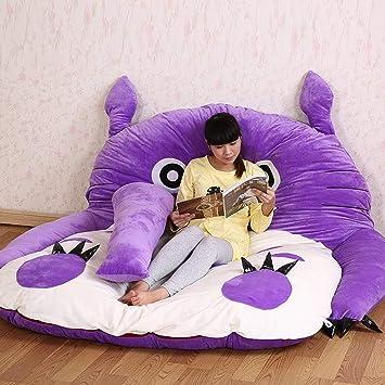 Tatami Dormitory colchón Dibujo Animado épaississement sofá-Cama Super Suave Cama de Dormir: Amazon.es: Hogar