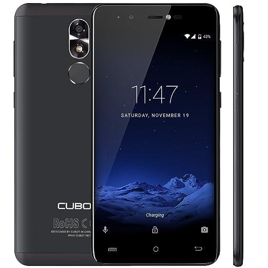 """8 opinioni per CUBOT R9- 3G Android 7.0 Smartphone di rilascio (Touch Screen 5.0 """"HD, batteria"""