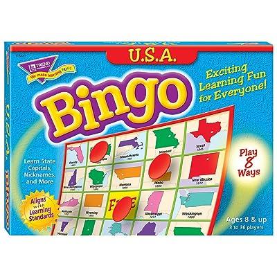 U.S.A. Bingo Game: Toys & Games