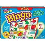 U.S.A. Bingo Game