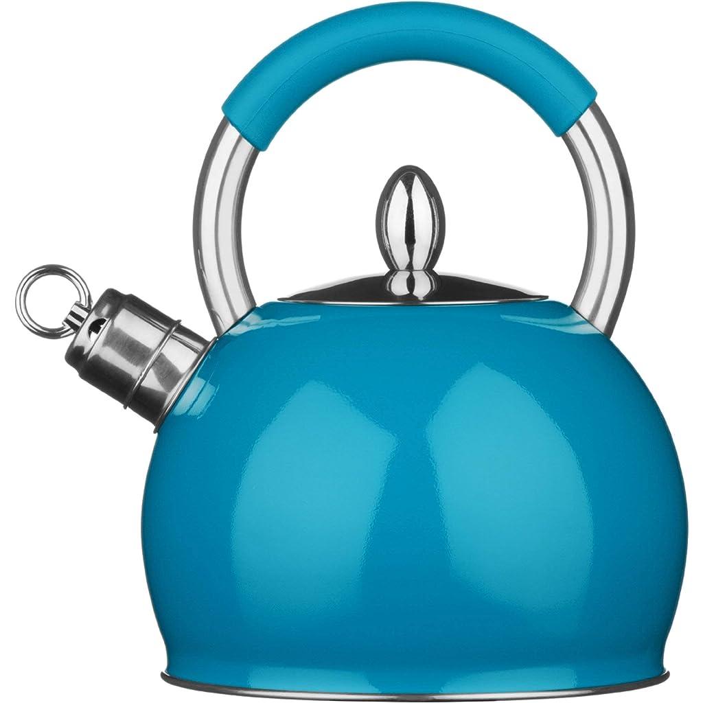 Premier-Housewares-3-Litre-Whistling-Kettle-Lime-Green-Blue-0