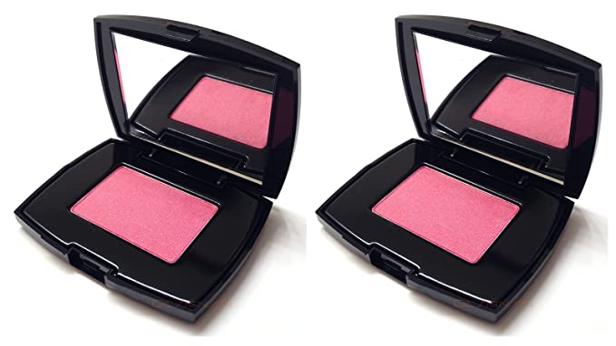 Blush Subtil Delicate Oil-Free Powder Blush in Shimmer Pink Pool 2.5g Each (Lot of 2) Unboxed