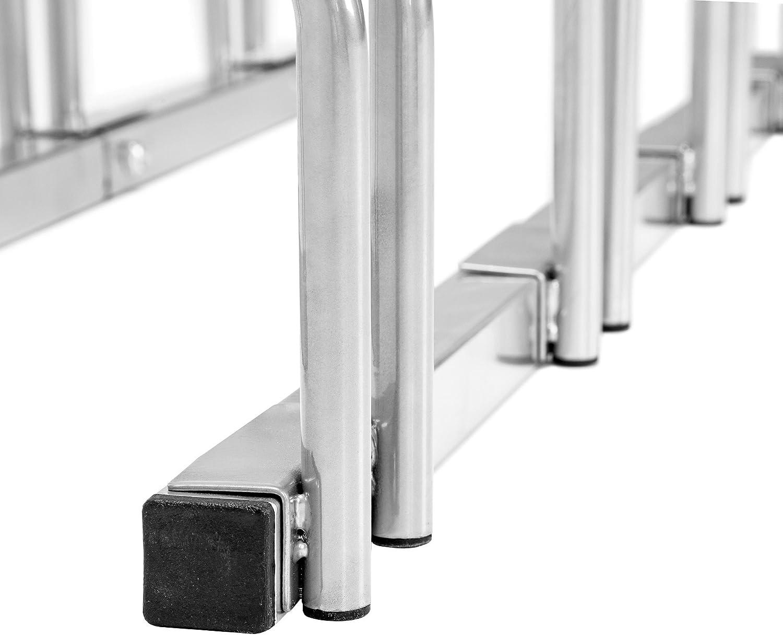 Varios Modelos TecTake Aparcamiento para Bicicletas Soporte Bicicleta para Suelo y Pared