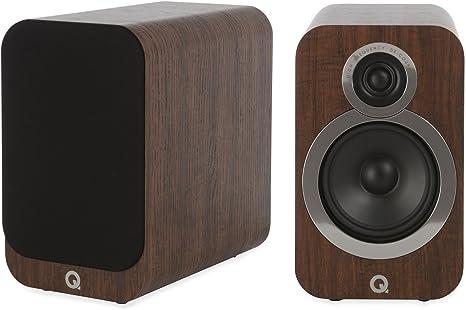 Amazon.com: Q Acoustics 3020i - Altavoces para estantería (2 ...
