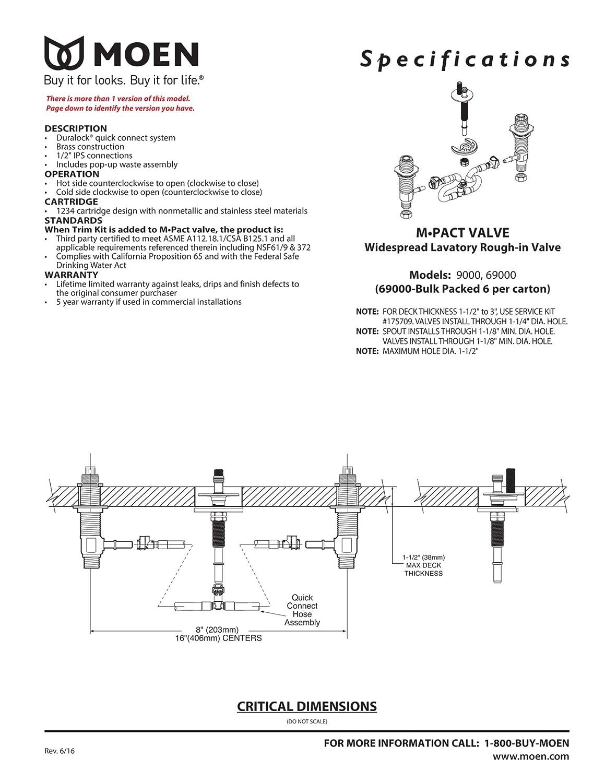 Moen Bathroom Faucet Parts Diagram Click For Details Parts Diagram For