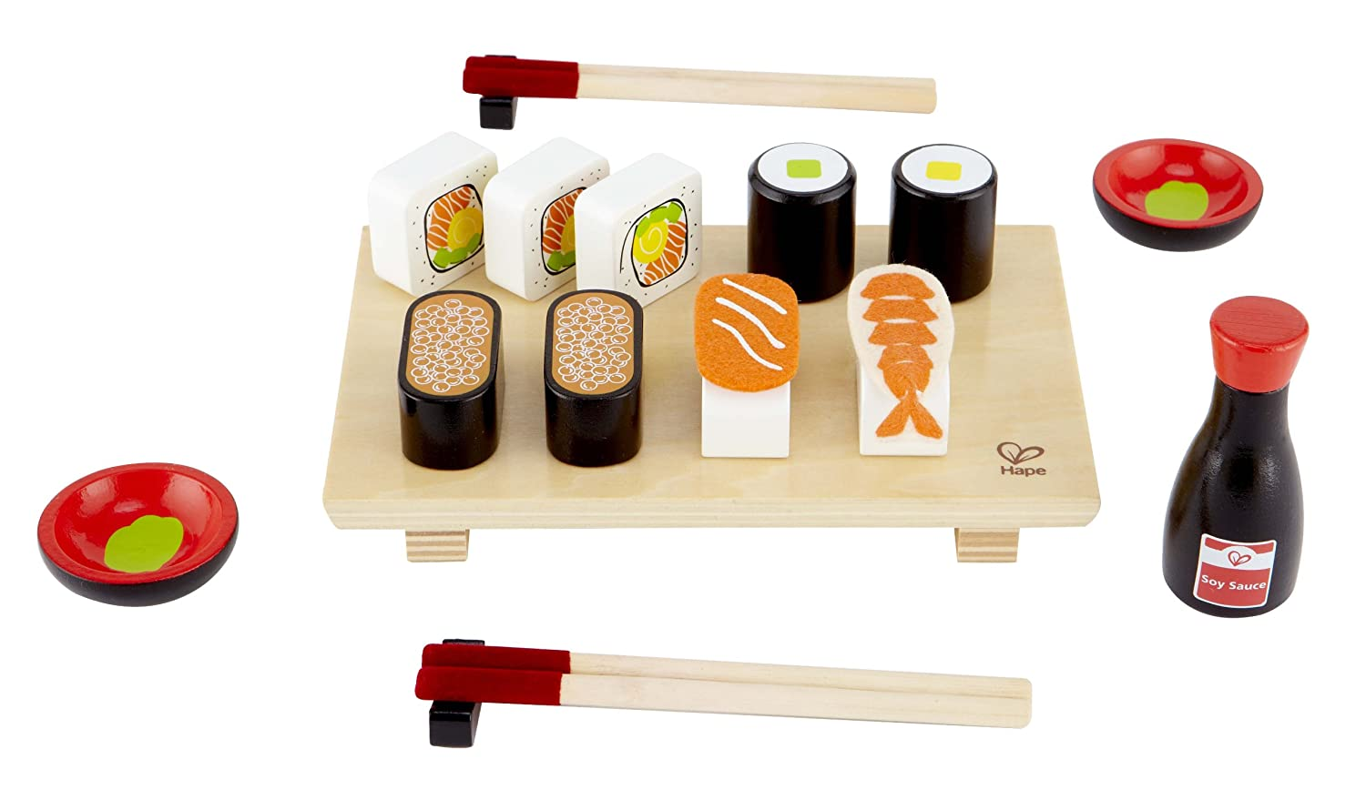 Hape Sushi Selection Set | Amazon.com