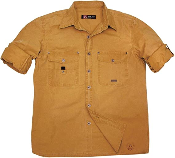 Kakadu Traders Outdoor Safari Señor Camisa Concord, hombre, color ...