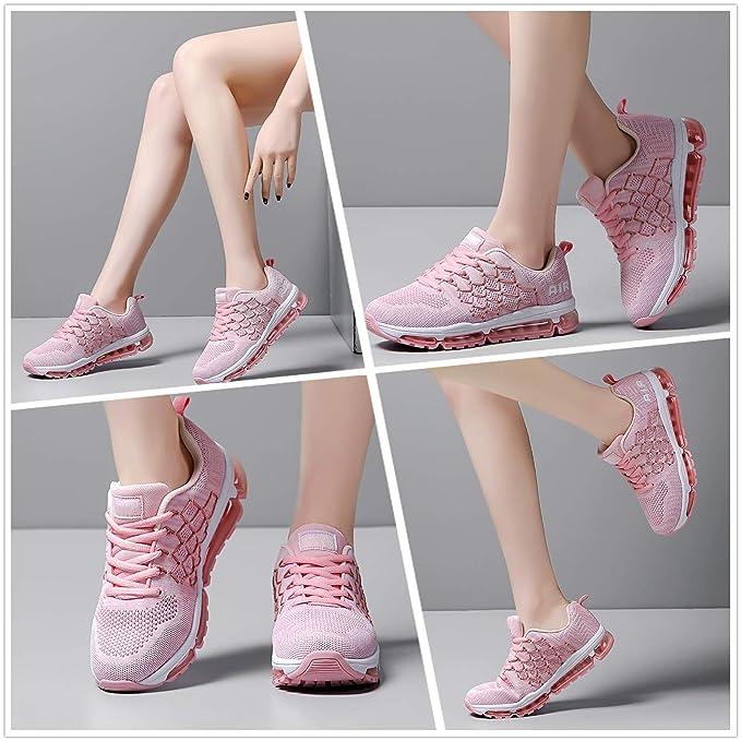Amazon.com: ONEKE Zapatillas de Running Zapatillas para ...