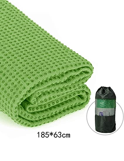 Amazon.com: FANGFA-yujd Yoga Mats Non Slip Towel Blanket ...