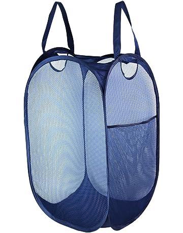 63223724fa81 GOGOODA 7 Pcs Mesh Laundry Bags Delicates Zipper