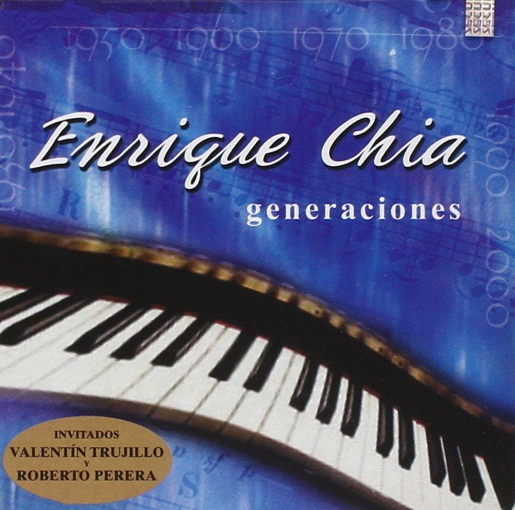 CD : Enrique Chia - Generaciones (CD)