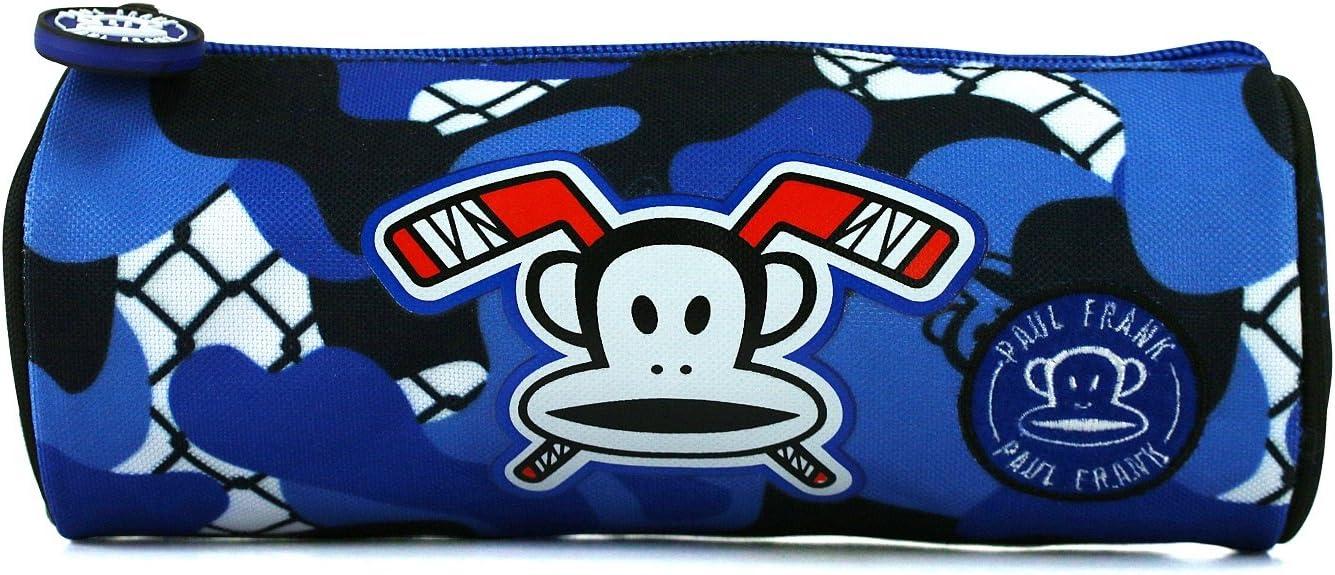 Paul Frank azul estuche Plus un beau Perry bolsa de por vida: Amazon.es: Oficina y papelería