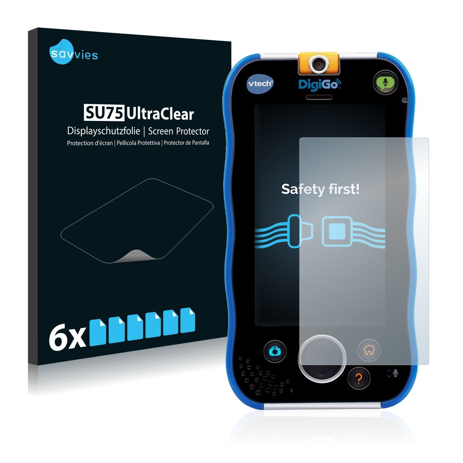 VTech Funda Kidicom MAX Color Azul 3480-401649