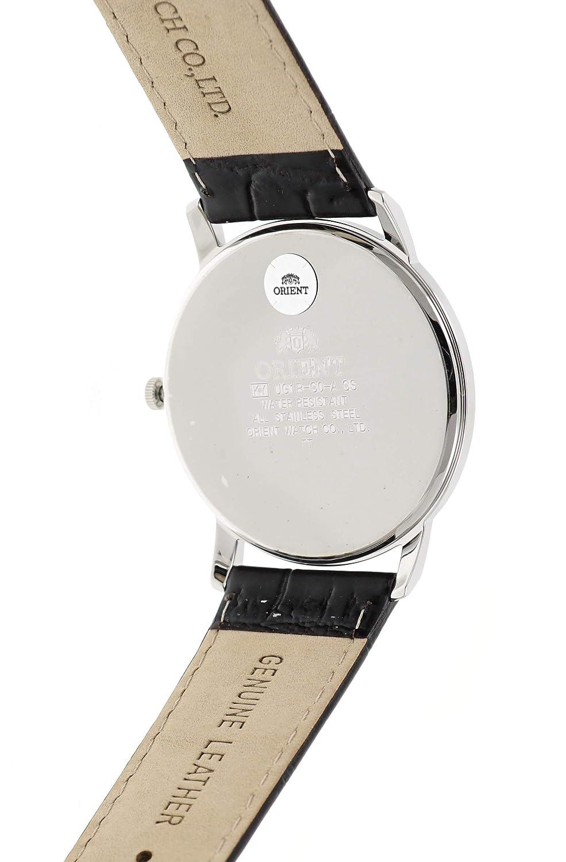 Orient Classic Uhr Roman Herren Capital Weißes Quartz Zifferblatt N8vm0OwPyn