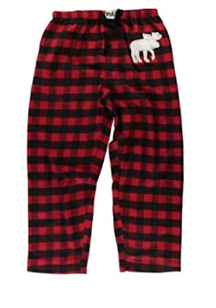 e96cb14a4 Amazon.com  Lazy One Unisex Flannel Pajama Pants