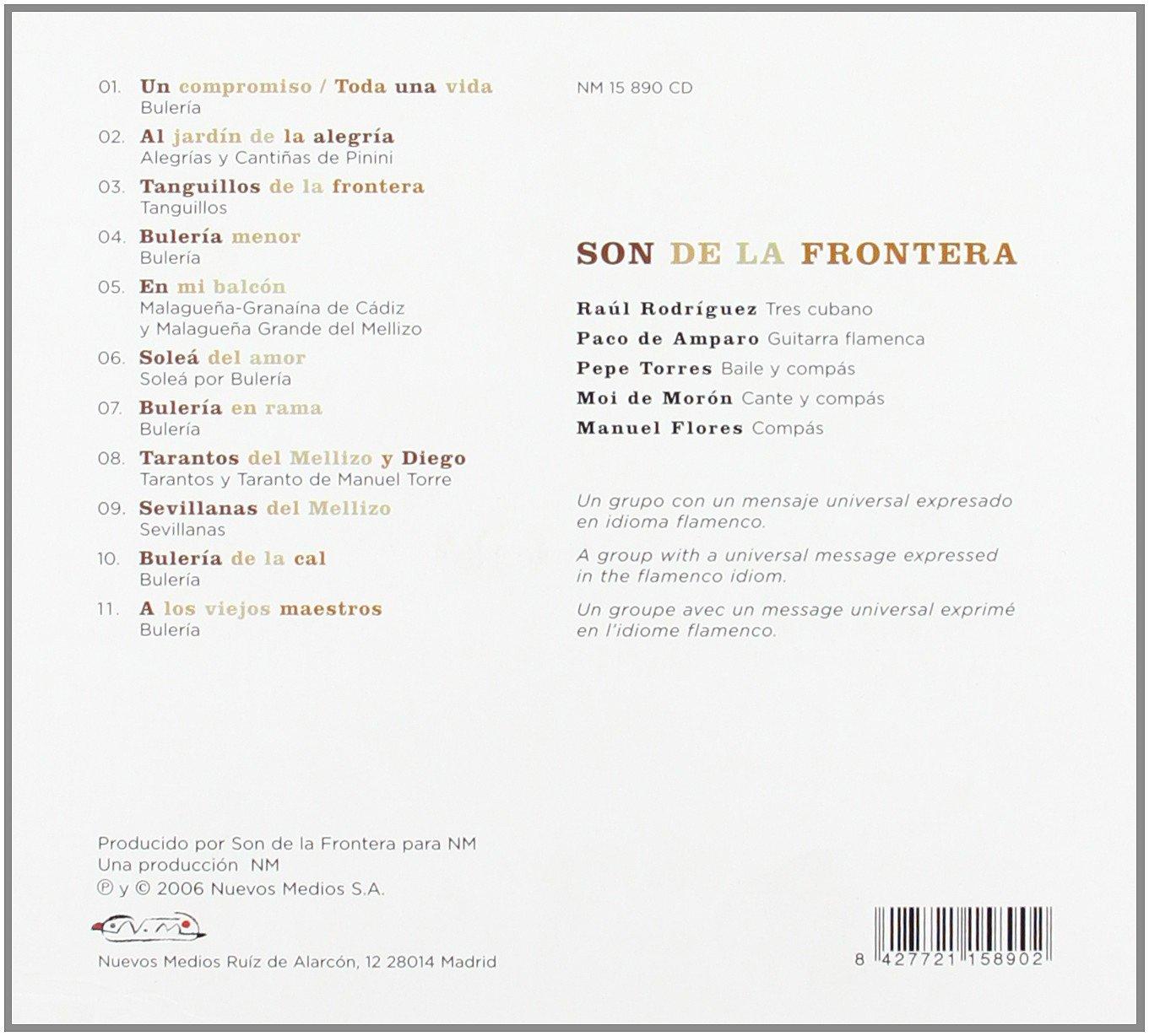 Cal: Son De La Frontera: Amazon.es: Música