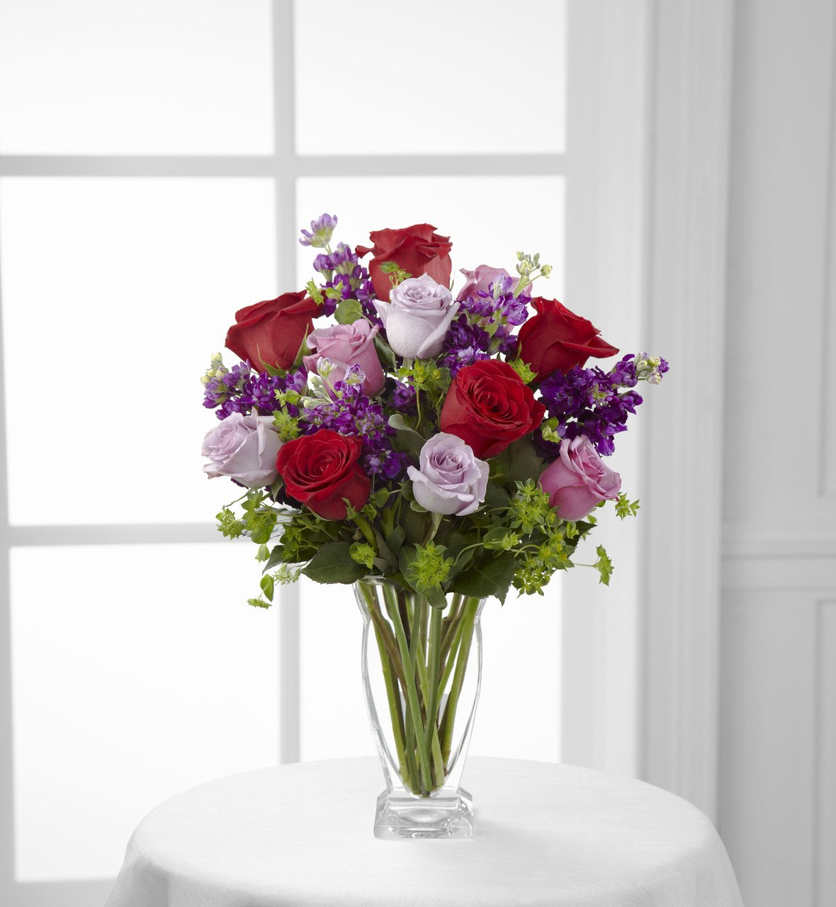 Garden Walk Bouquet - Fresh Flowers Hand Delivered in Albuquerque Area by FTD (Image #1)