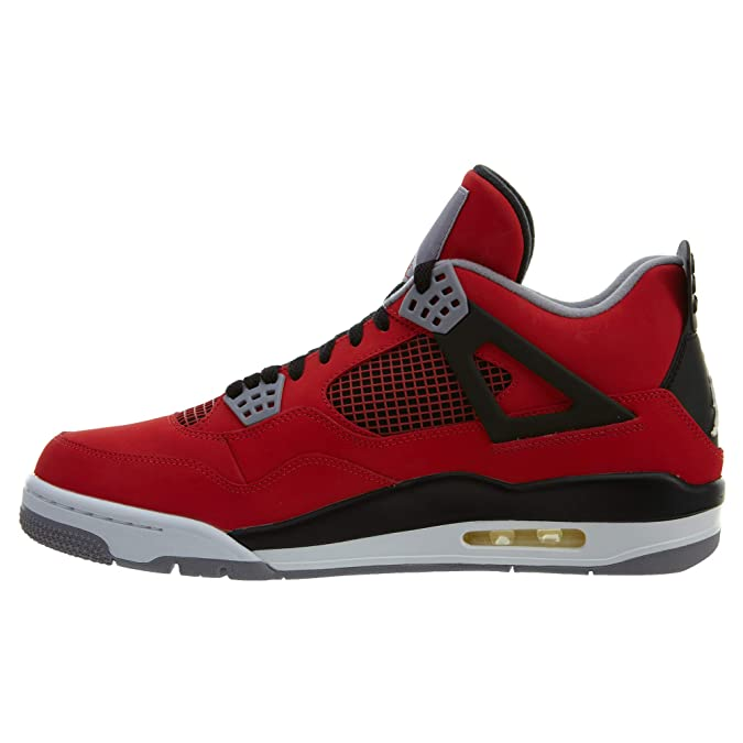 bd13e8b492871d AIR Jordan 4 Retro  Toro Bravo  - 308497-603 - Size 12 -  Amazon.co.uk   Shoes   Bags